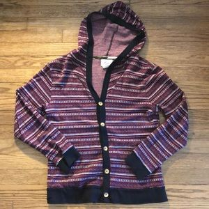 Urban Outfitters Cardigan w/ Hood